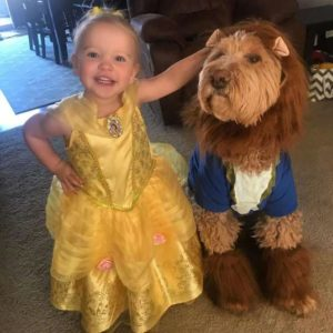 girl-dog-beauty-and-the-beast-2
