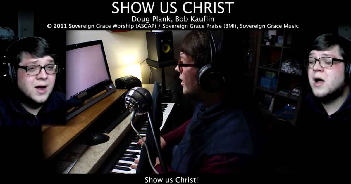 show-us-christ-michael-lining