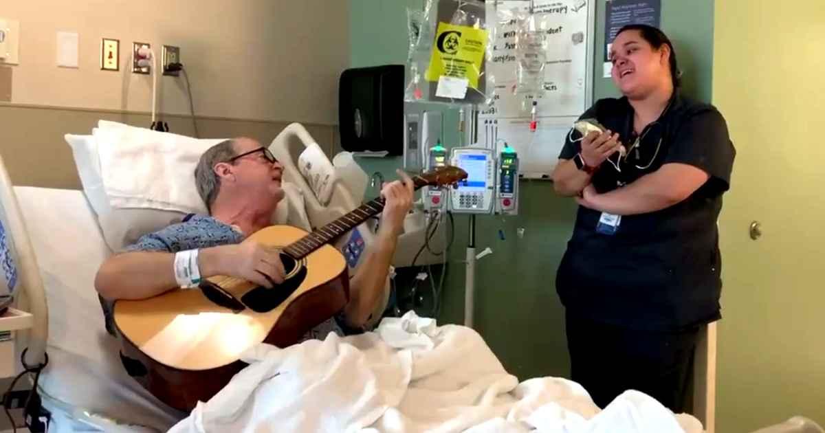 nurse-patient-christmas-duet