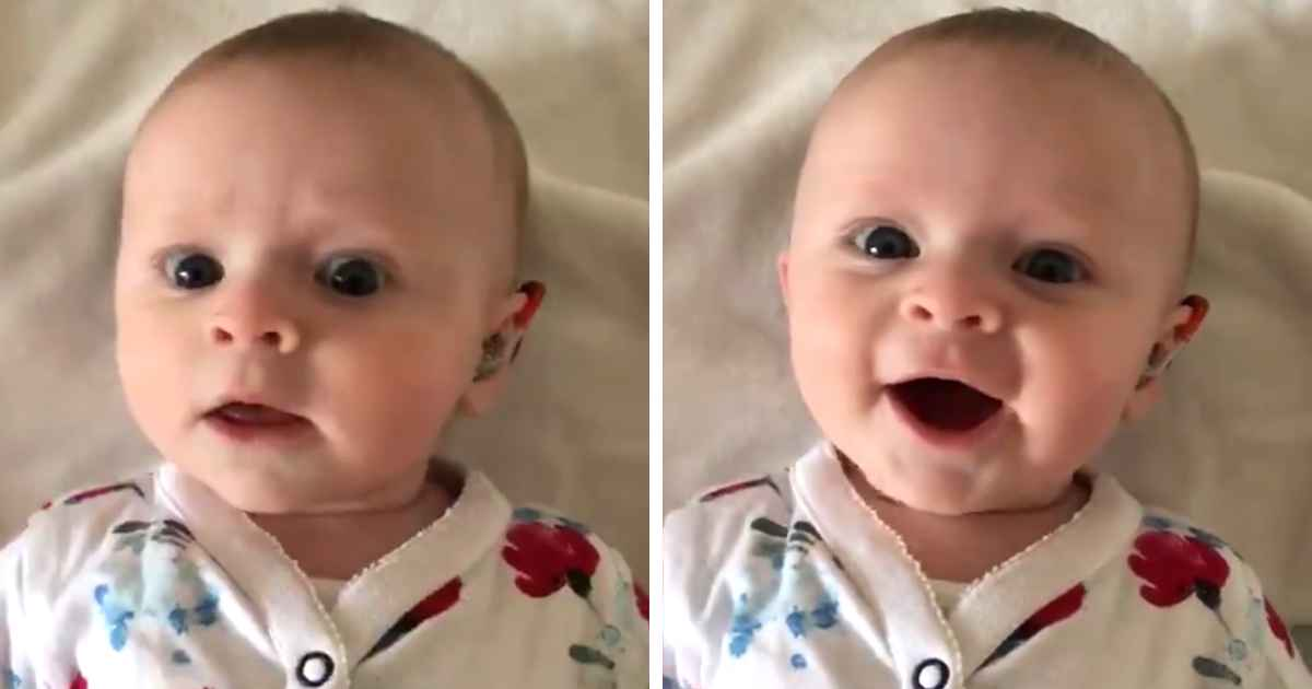 baby-girl-hears-first-time