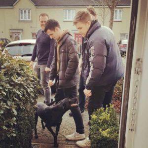 england-boys-dog-letter