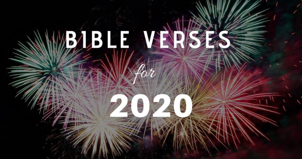 bible verses for the new year faithpot