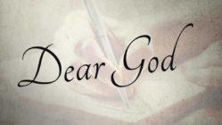 Dear-God-letter