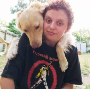 hayley-martin-service-dog-panic-attack