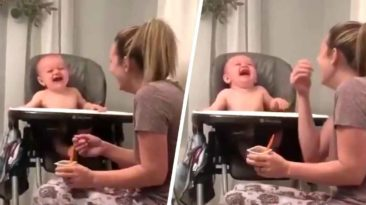 mom-sneezing-baby-laughing