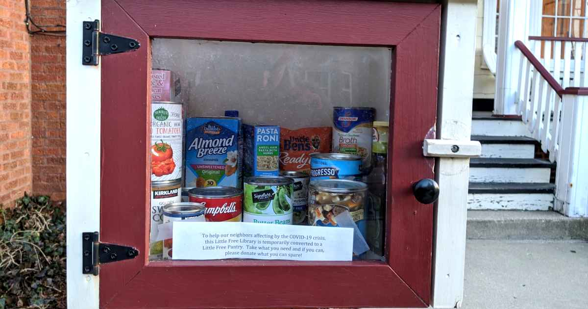 free-little-library-food