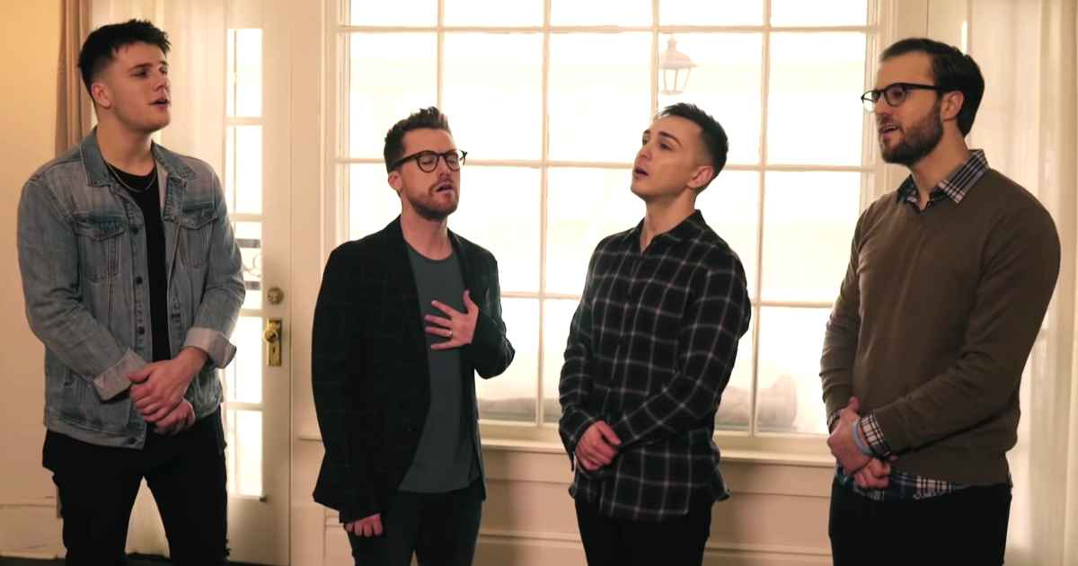 Anthem Lights Sing Powerful A Cappella Cover Of How Great Thou