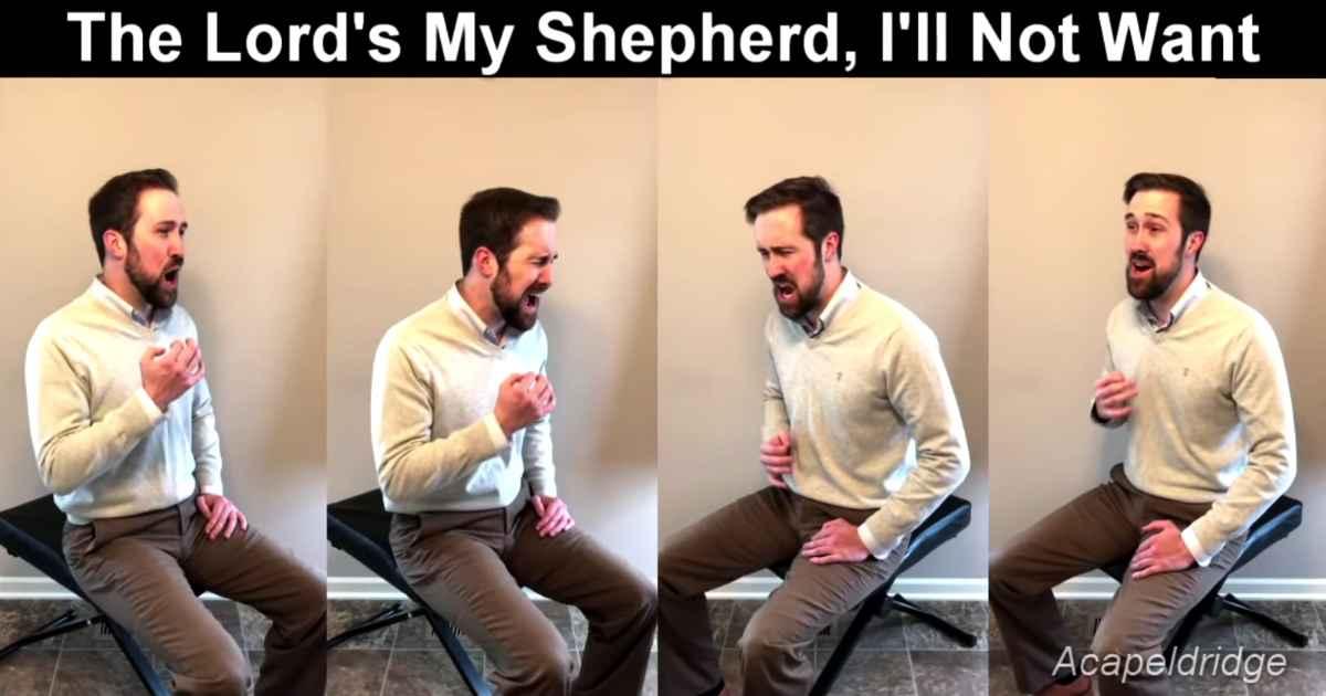 the-lord-is-my-shepherd-acapeldridge