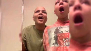 big-sister-shaves-head-for-sister-battling-cancer