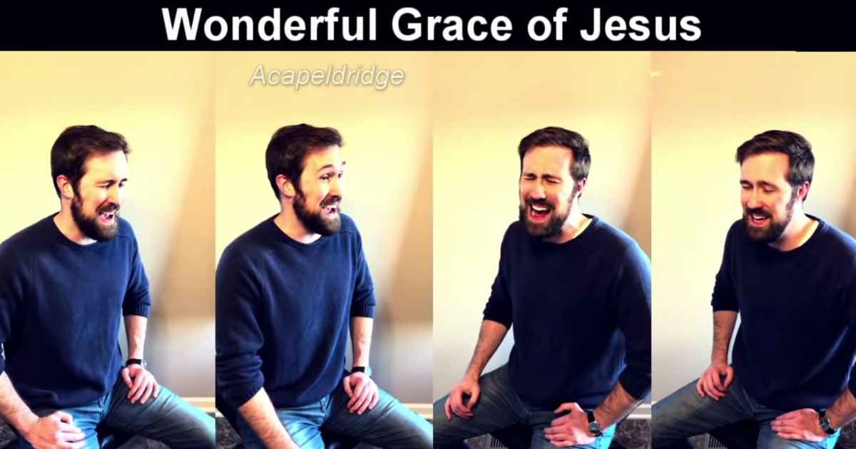 wonderful-grace-of-jesus-acapella