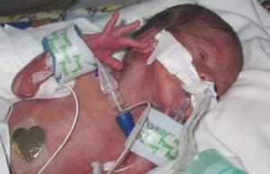 miracle baby Urias John