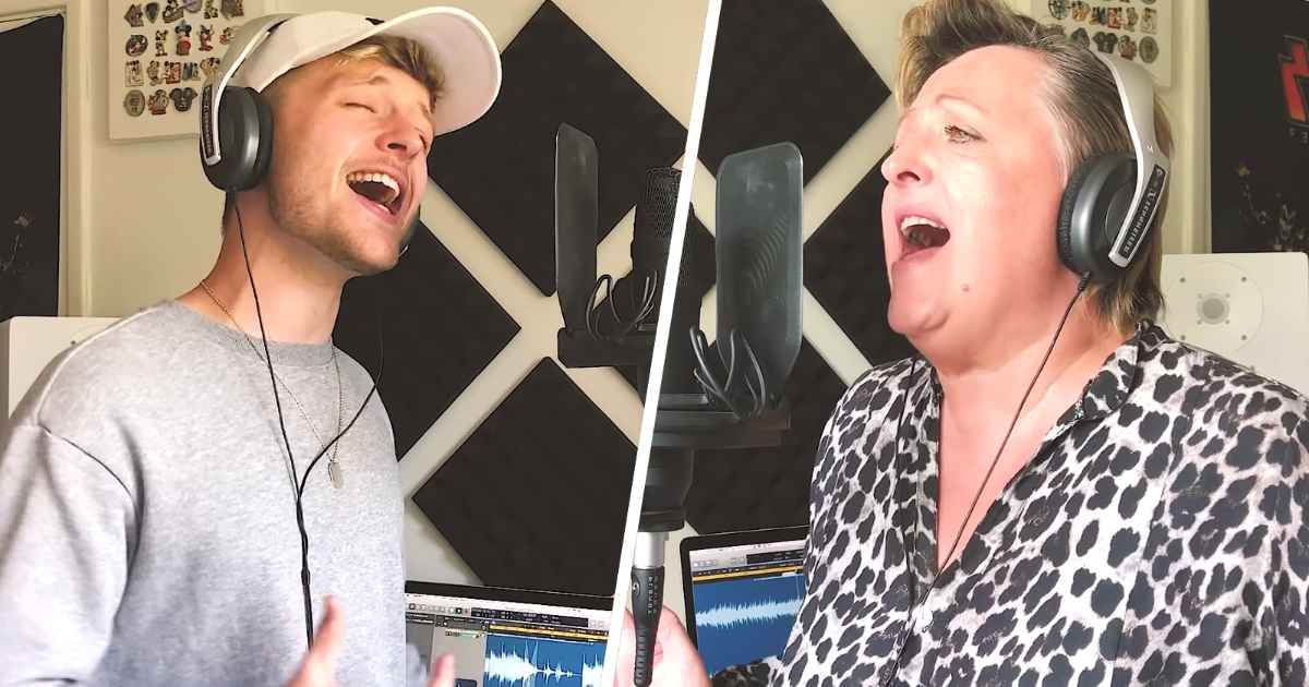 mom-and-son-sing-rise-up