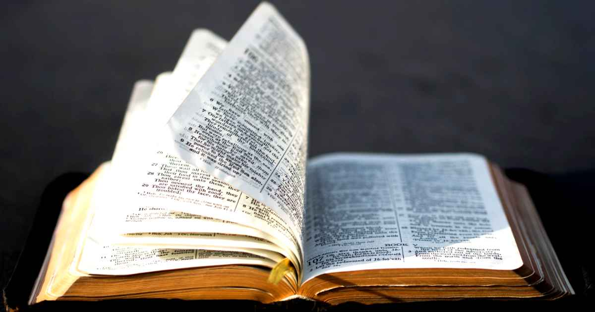 why bible is the word of god