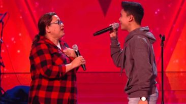 mother-son-duet-joshua-the-voice-kids-uk