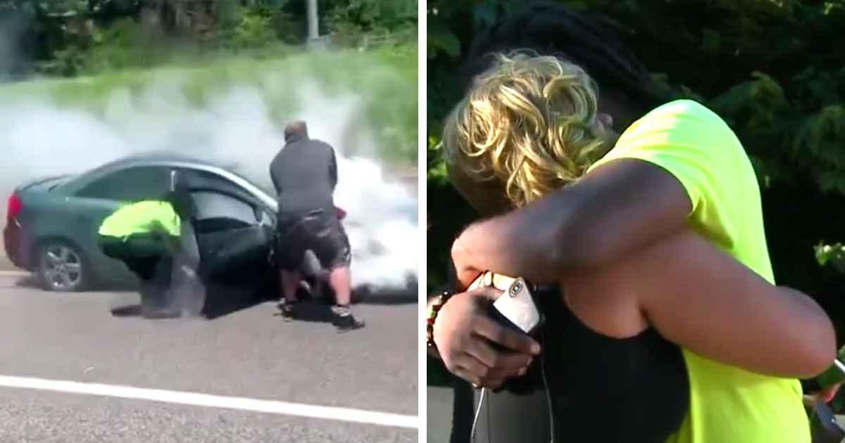 burning-car-rescue-antonio-morgan