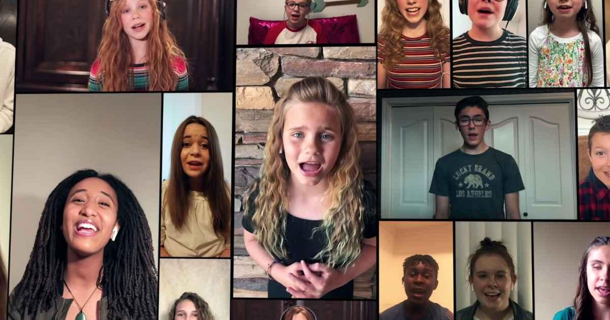 memories-cover-one-voice-children's-choir