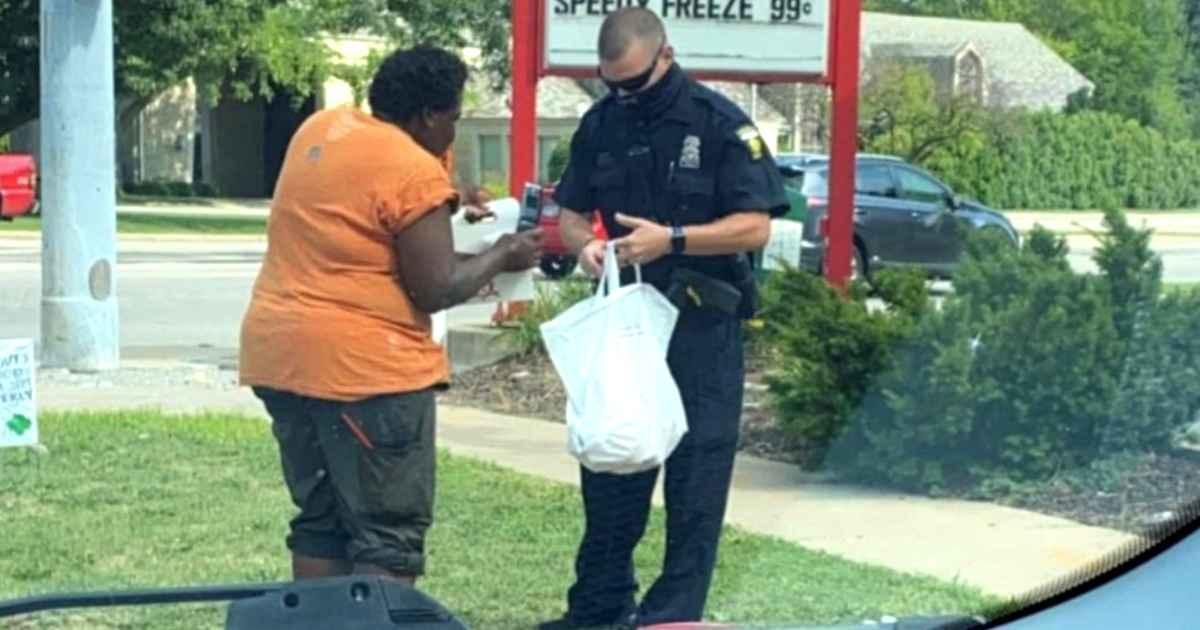 officer-feeds-homeless-chick-fil-a