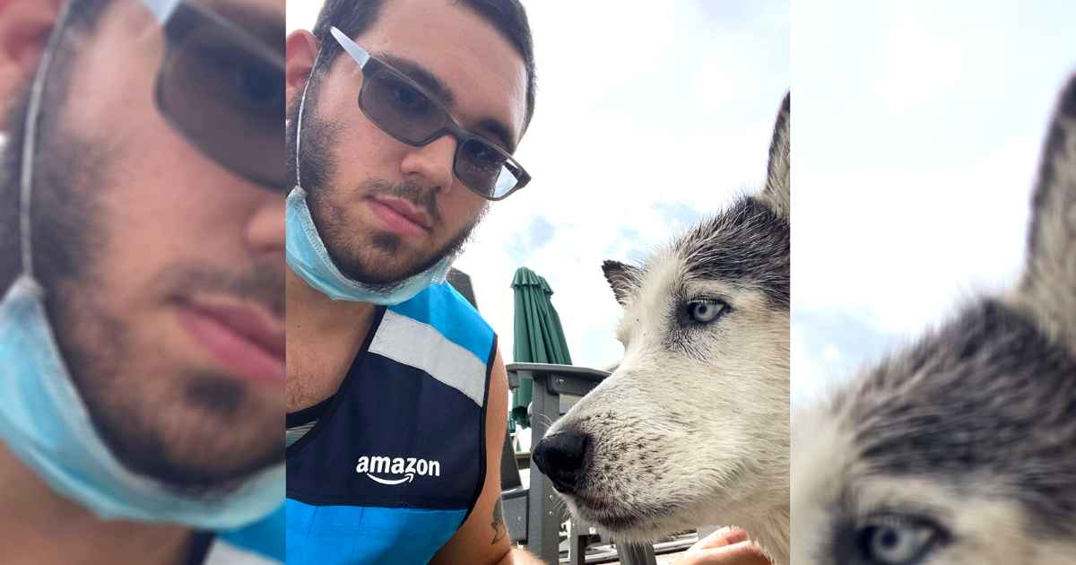 amazon-delivery-man-saves-dog
