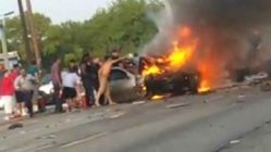 burning-car-rescue-dallas
