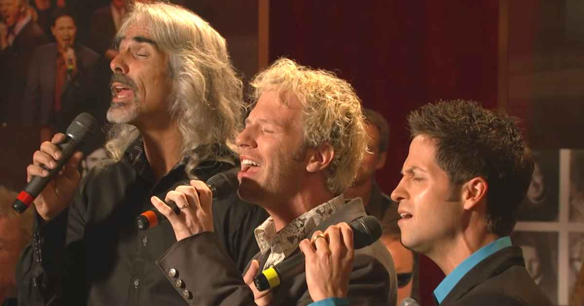when-i-cry-cover-gaither-vocal-band