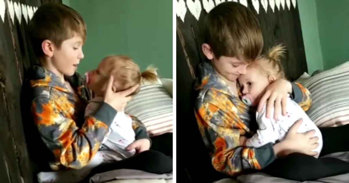 big-brother-sings-to-baby-sister