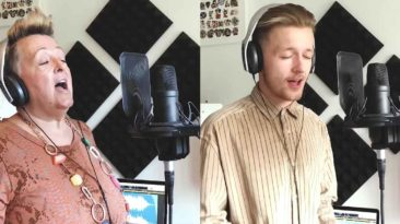 mother-and-son-sing-hallelujah-jordan-katherine-cover