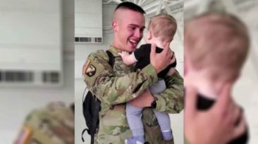 soldier-meets-baby-for-the-first-time