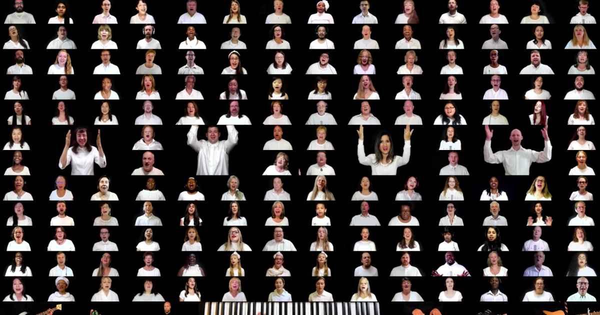 when-i-was-lost-virtual-choir-david-wesley