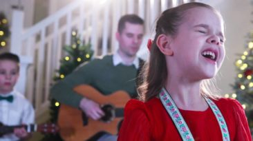 Hark! The Herald Angels Sing Cover The Crosby Family