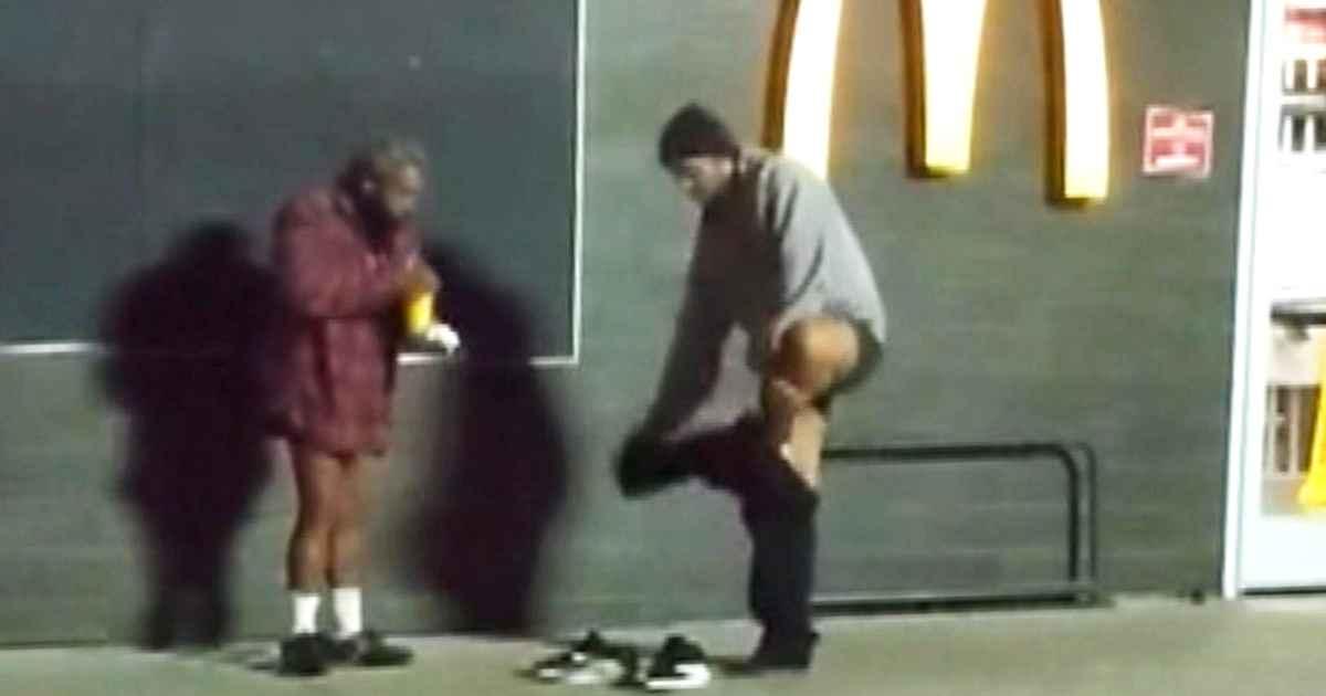 man-gives-pants-to-homeless-man