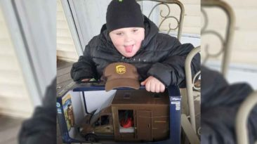 ups-drivers-surprises-boy-with-angelman-syndrome