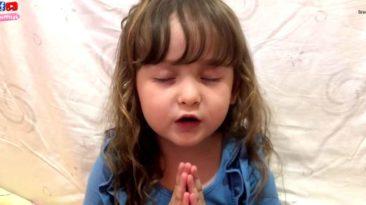 little-girl-prays-for-world