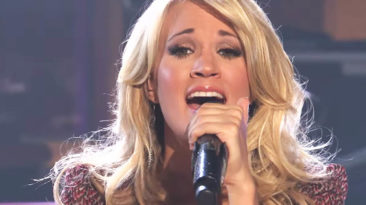Carrie-Underwood-Softly-And-Tenderly