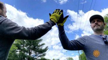 high-five-saves-life