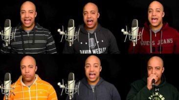 david-wesley-christian-a-cappella-mashup