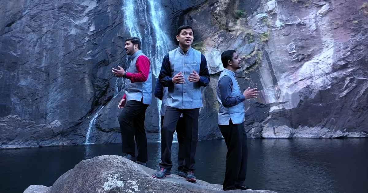The Living Stones Quartet Sings Original Song 'Be Still'