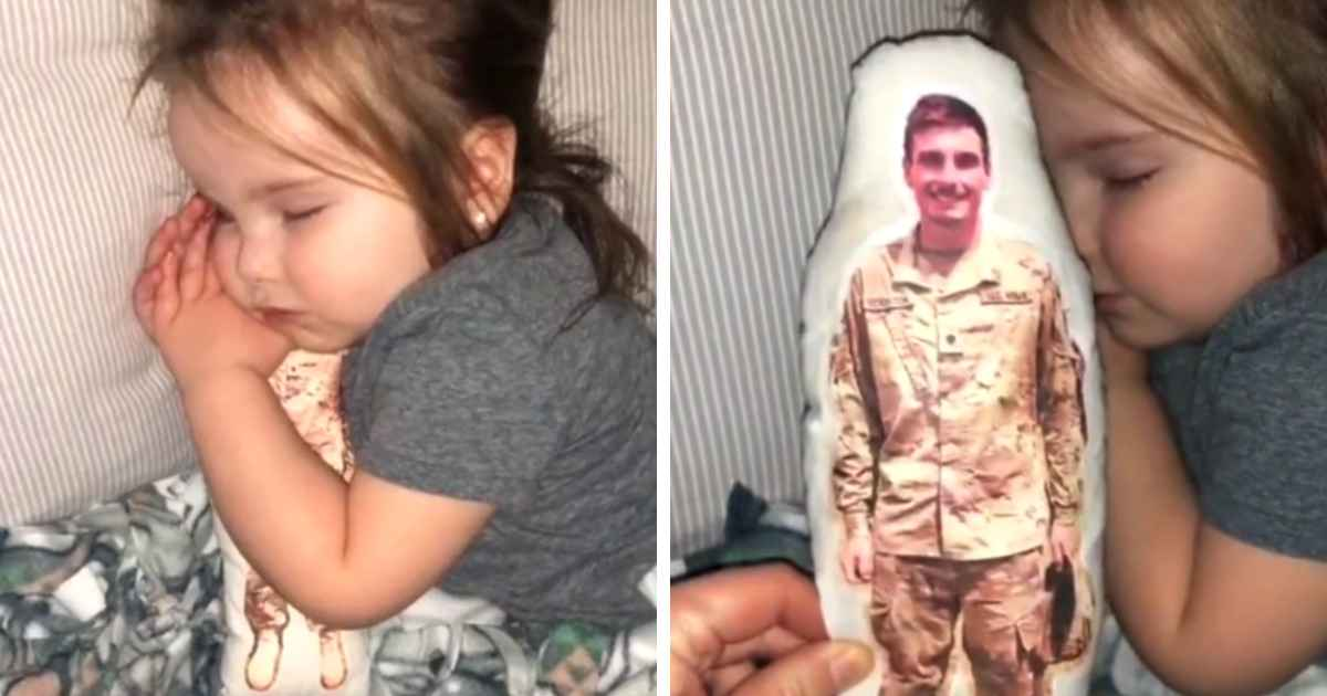 military-daddy-pillow