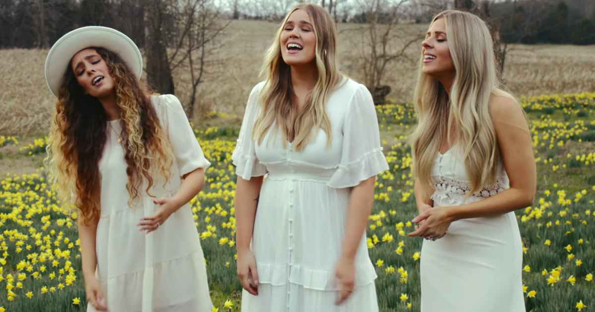 Charlotte Ave Sings Beautiful Medley Of 'Because He Lives' And 'Redeemer'