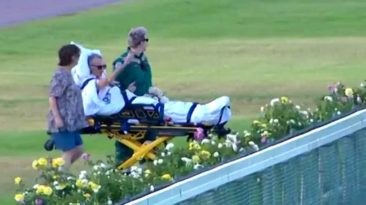 paramedics-grants-dying-man's-wish-watch-horse-race