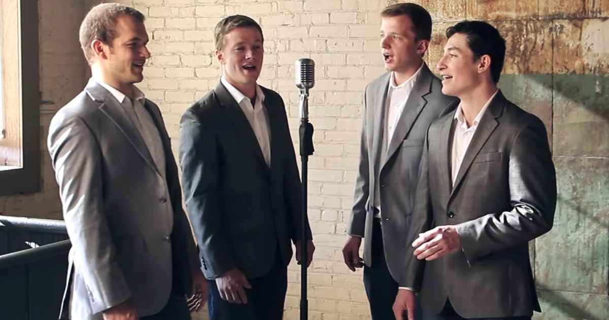 just-a-little-talk-with-jesus-cover-redeemed-quartet
