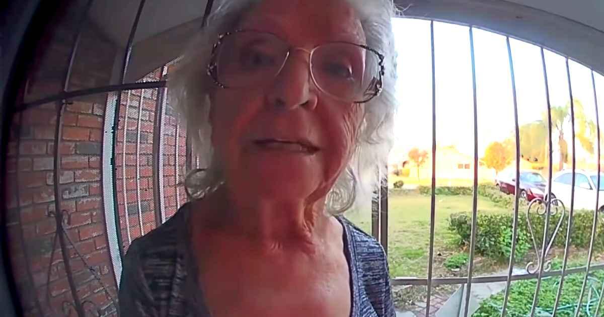 mother-on-doorbell-camera
