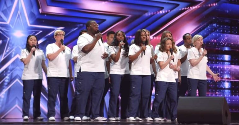 Northwell Health Nurse Choir agt