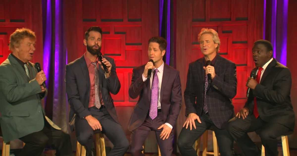 Two Prayers gaither vocal band