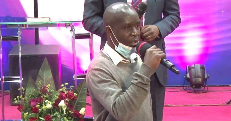Seth Mahiga Kenyan atheist