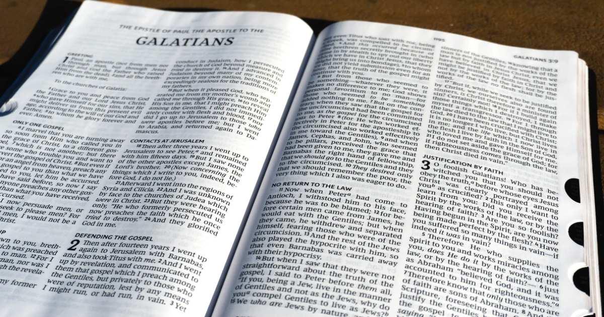 God's faithfulness Bible verses