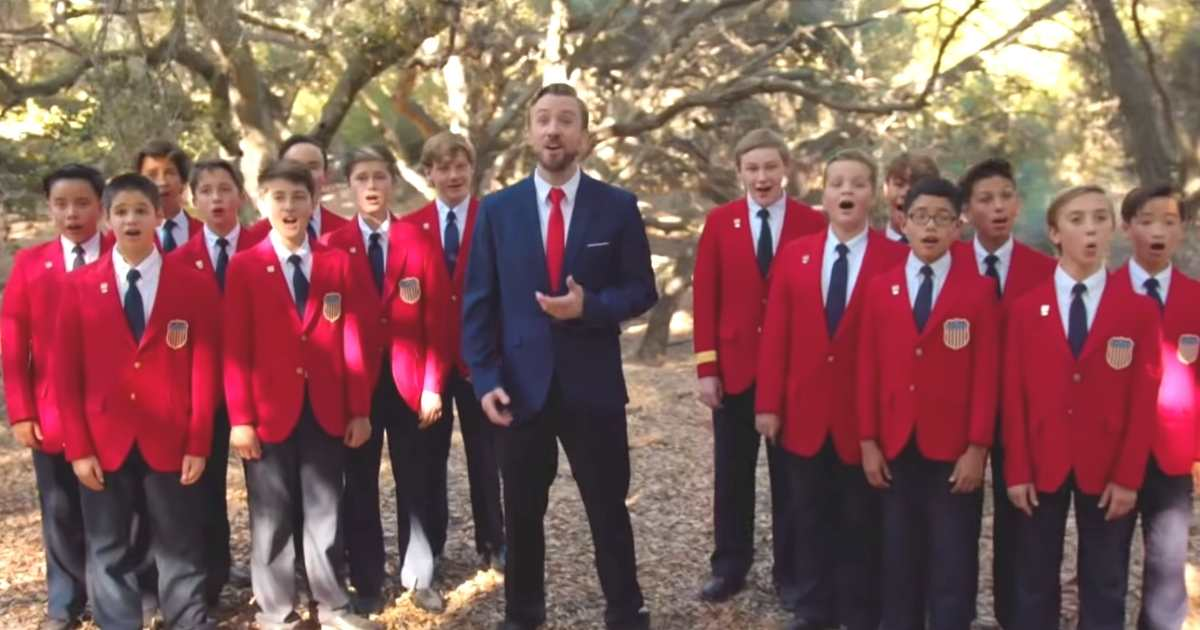 How Great Thou Art All American Boys Chorus