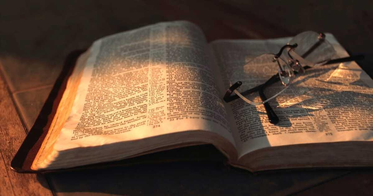 1946 Bible found