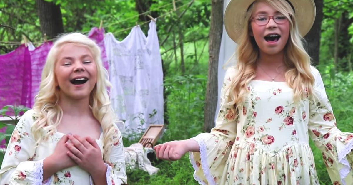 Amazing Grace The Detty Sisters