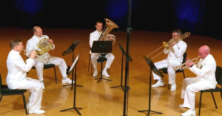 us navy band america the beautiful