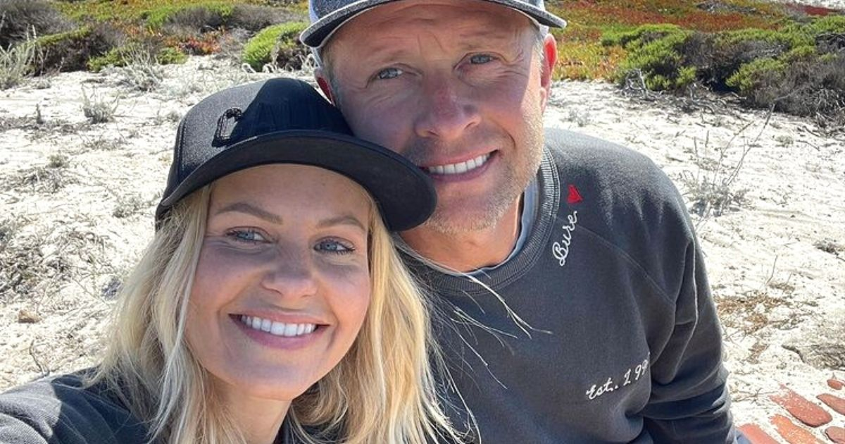 candace cameron bure about marriage